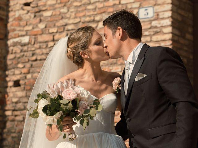 Il matrimonio di Matteo e Carlotta a Ravenna, Ravenna 46