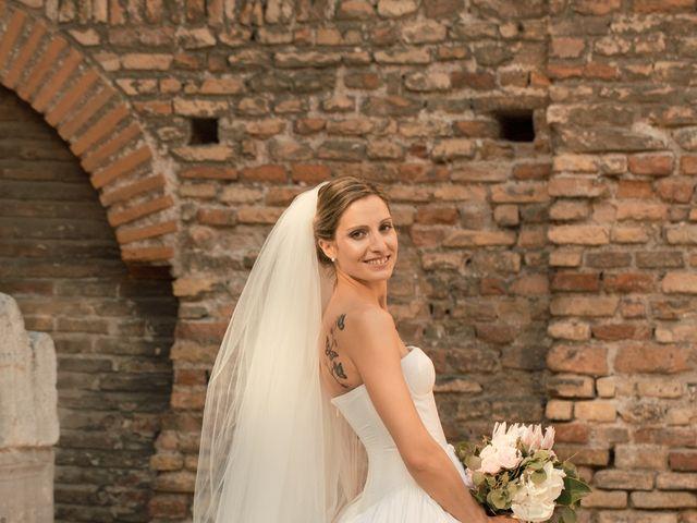 Il matrimonio di Matteo e Carlotta a Ravenna, Ravenna 47