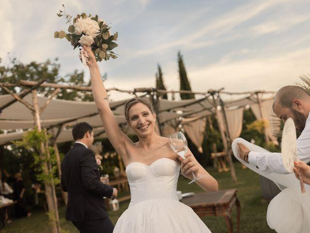 Il matrimonio di Matteo e Carlotta a Ravenna, Ravenna 70