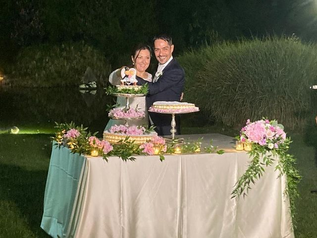 Il matrimonio di Filippo  e Serena a Roma, Roma 1