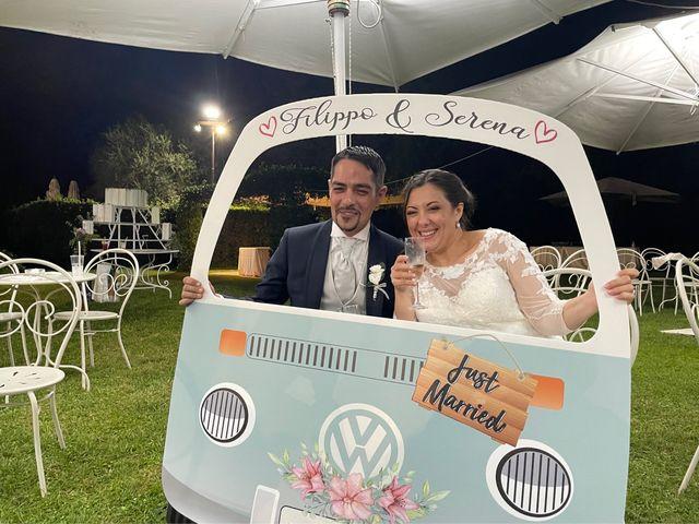 Il matrimonio di Filippo  e Serena a Roma, Roma 3