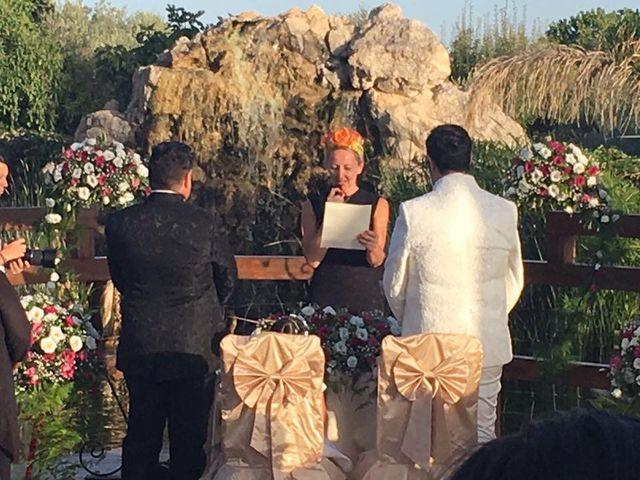 Il matrimonio di Corrado e Fabio a Ferla, Siracusa 9