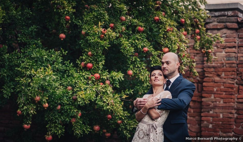 Il matrimonio di Massimo e Linda a Roncoferraro, Mantova