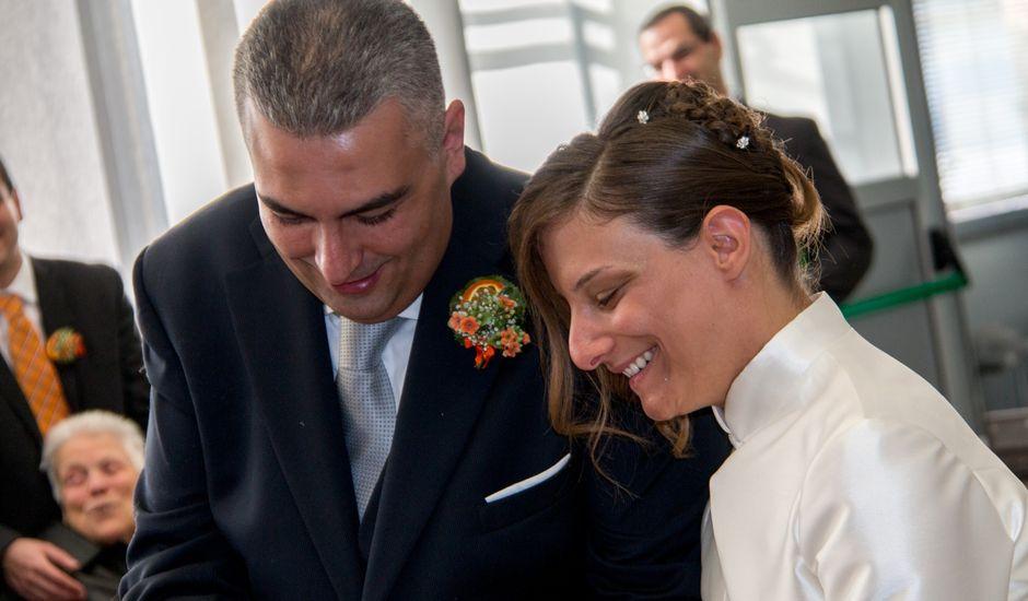 Il matrimonio di Valentina e Davide a Arluno, Milano