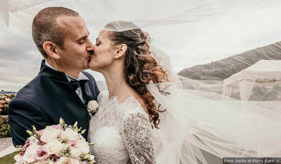 Il matrimonio di Fabrizio e Federica a Baveno, Verbania