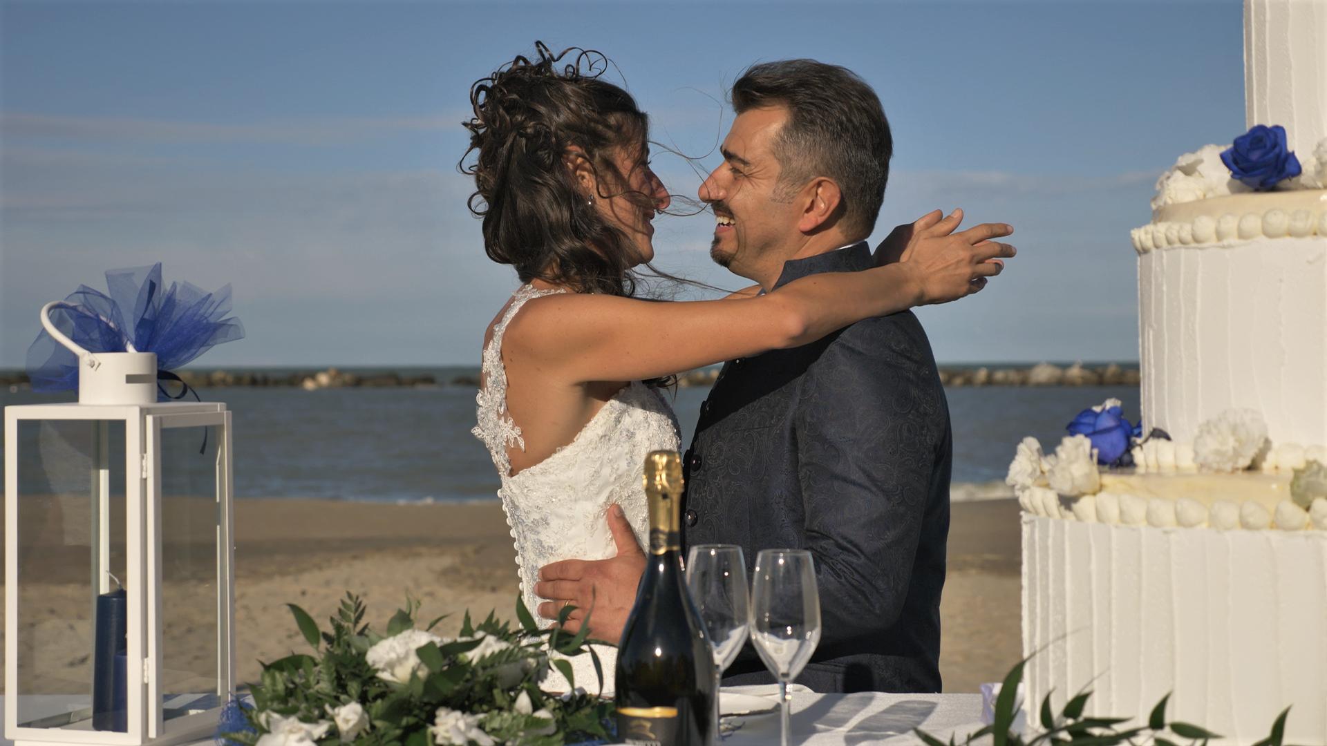 Il matrimonio di Milo e Claudia a Bellaria-Igea Marina, Rimini