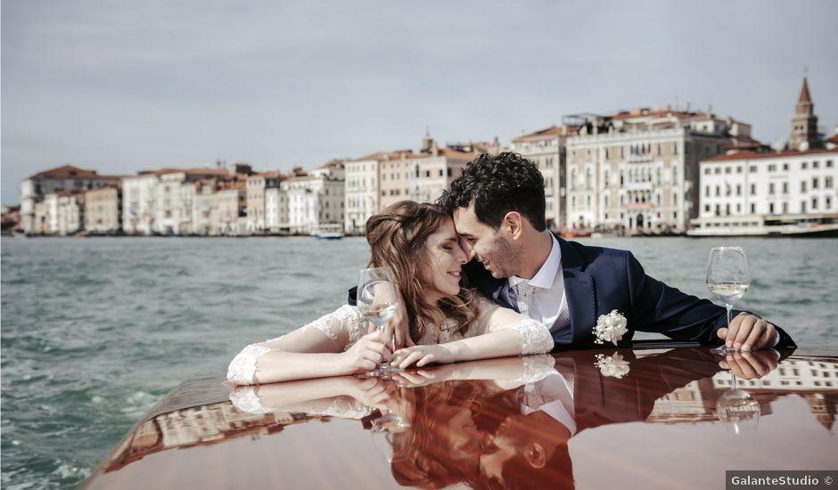 Il matrimonio di Michele e Francesca a Venezia, Venezia