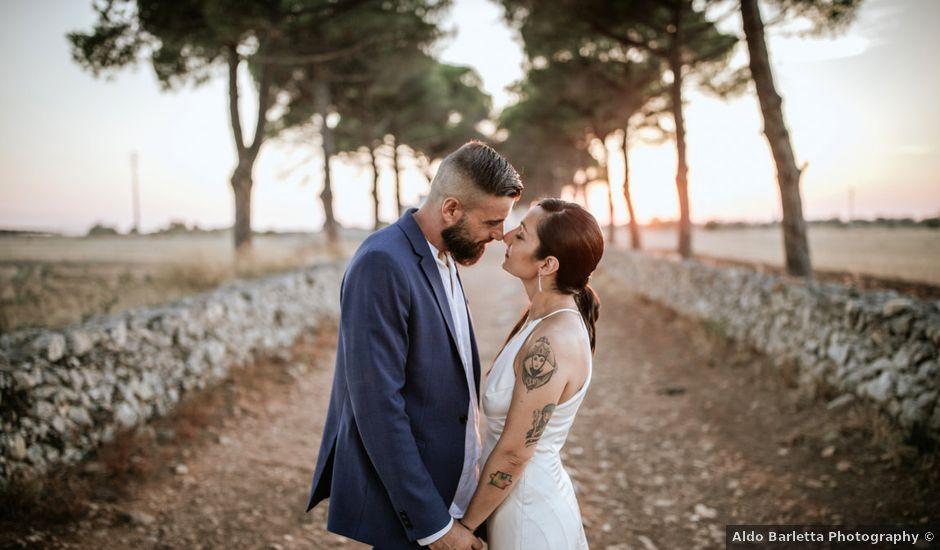 Il matrimonio di Giuseppe e Dalila a Lecce, Lecce