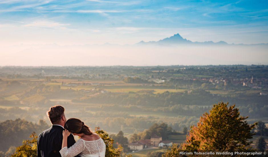 Il matrimonio di Mirko e Miranda a Clavesana, Cuneo