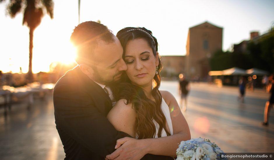 Il matrimonio di Calogero e Filippa a Sciacca, Agrigento