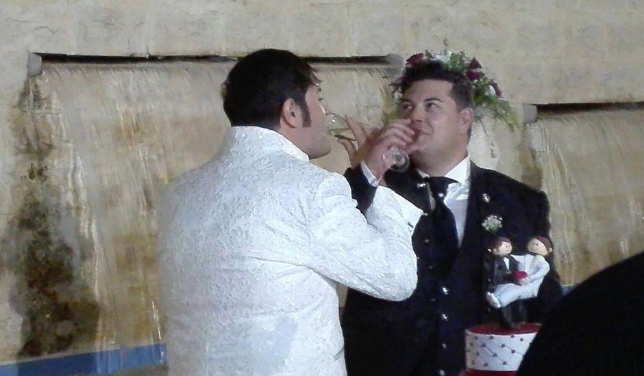 Il matrimonio di Corrado e Fabio a Ferla, Siracusa
