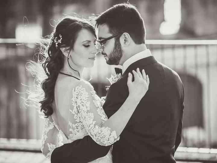 Le nozze di Daniela e Pierdomenico