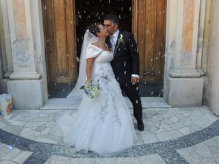 Le nozze di Rino  e Stefania  1