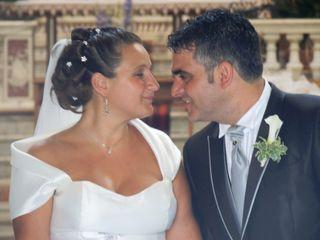 Le nozze di Rino  e Stefania
