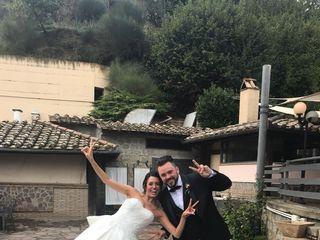 Le nozze di Ivana e Daniele