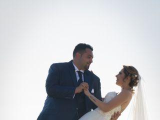 Le nozze di Cristina e Dino