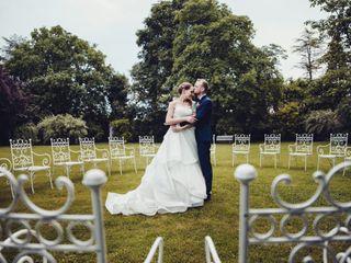 Le nozze di Angela e Denis