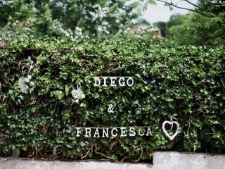 Le nozze di Francesca e Diego 2