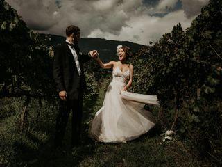 Le nozze di Silvia e Johannes