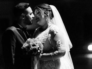 Le nozze di Sara e Ernesto