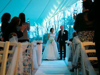 Le nozze di Tanja e Alessandro
