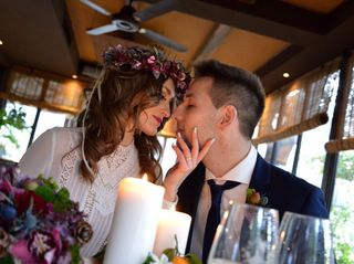 Le nozze di Jade e Matteo