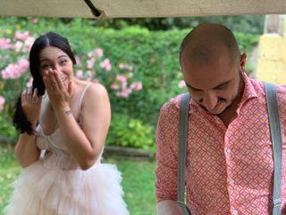 Le nozze di Monica e Alex