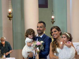 Le nozze di Alex e Martina 1