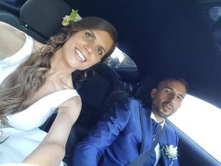 Le nozze di Alex e Martina