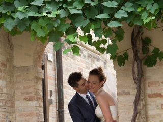 Le nozze di Jessica e Andrea 1