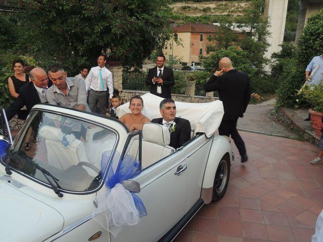 Il matrimonio di Stefania  e Rino  a Savona, Savona 9