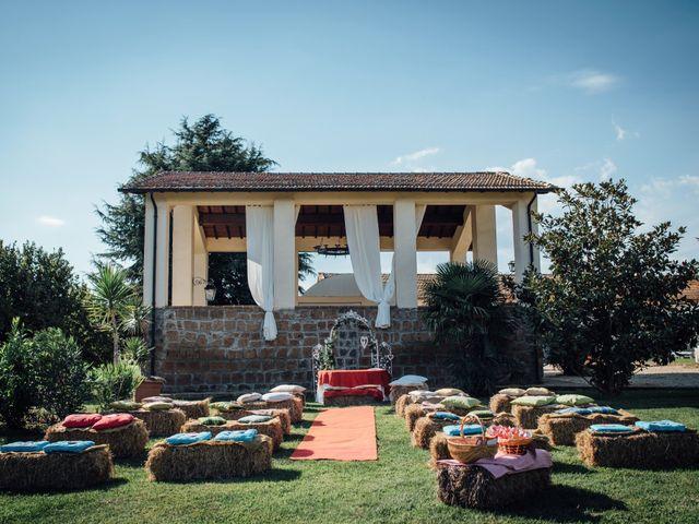 Il matrimonio di Luigi e Sara a Ronciglione, Viterbo 14