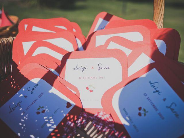 Il matrimonio di Luigi e Sara a Ronciglione, Viterbo 15