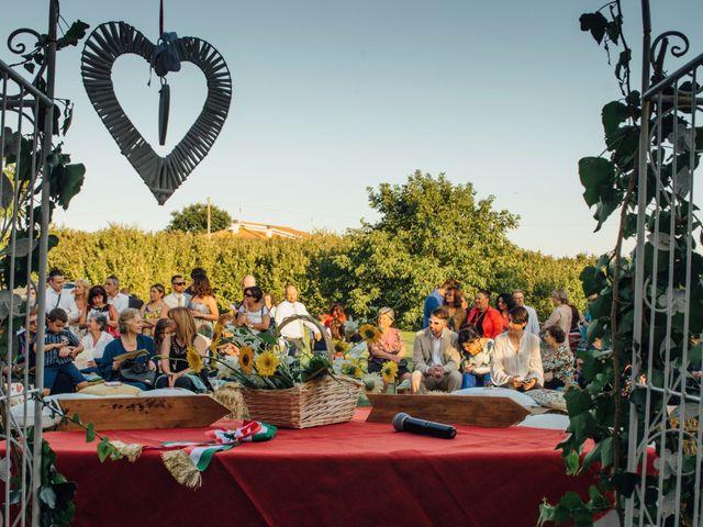 Il matrimonio di Luigi e Sara a Ronciglione, Viterbo 30