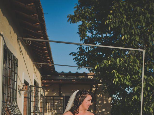 Il matrimonio di Luigi e Sara a Ronciglione, Viterbo 31
