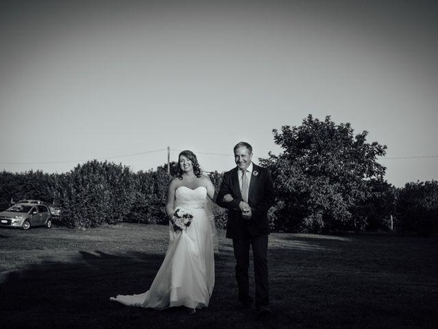Il matrimonio di Luigi e Sara a Ronciglione, Viterbo 35