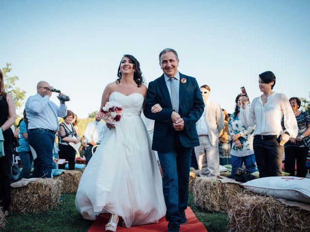 Il matrimonio di Luigi e Sara a Ronciglione, Viterbo 37