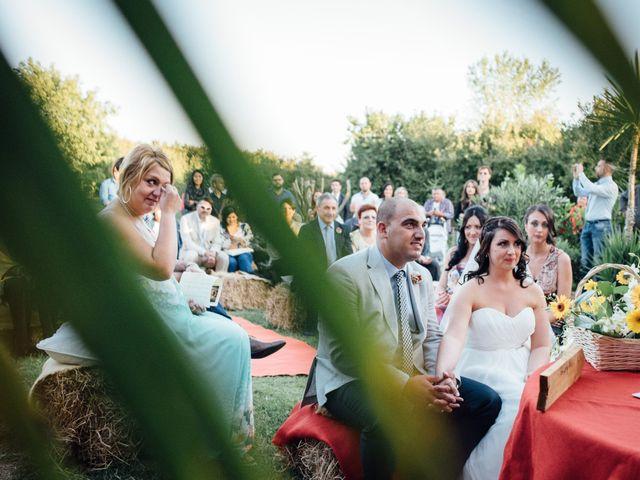 Il matrimonio di Luigi e Sara a Ronciglione, Viterbo 38