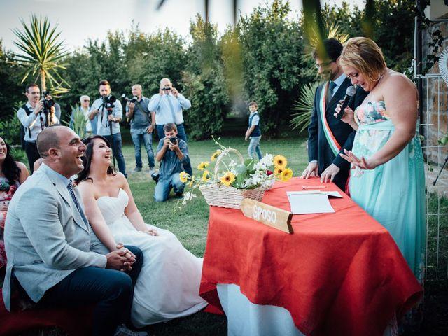 Il matrimonio di Luigi e Sara a Ronciglione, Viterbo 39