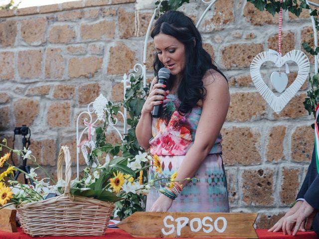 Il matrimonio di Luigi e Sara a Ronciglione, Viterbo 41