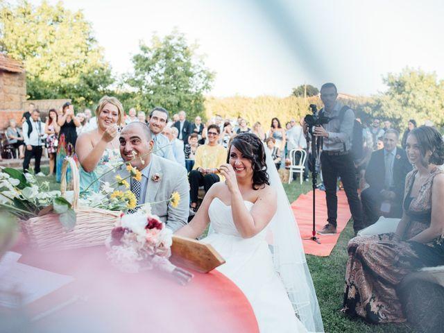 Il matrimonio di Luigi e Sara a Ronciglione, Viterbo 42