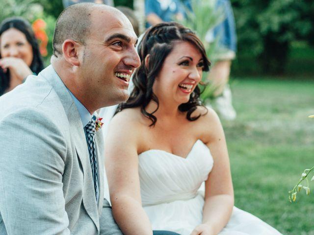 Il matrimonio di Luigi e Sara a Ronciglione, Viterbo 43