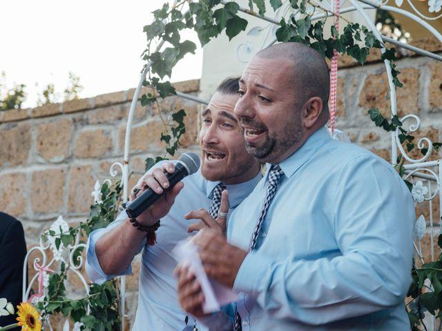 Il matrimonio di Luigi e Sara a Ronciglione, Viterbo 44