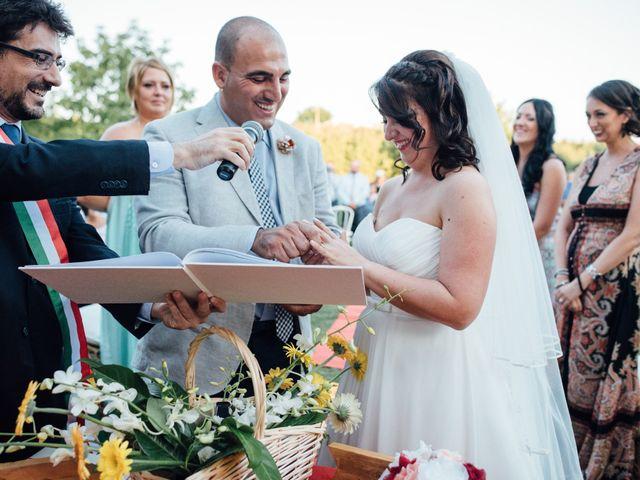 Il matrimonio di Luigi e Sara a Ronciglione, Viterbo 48