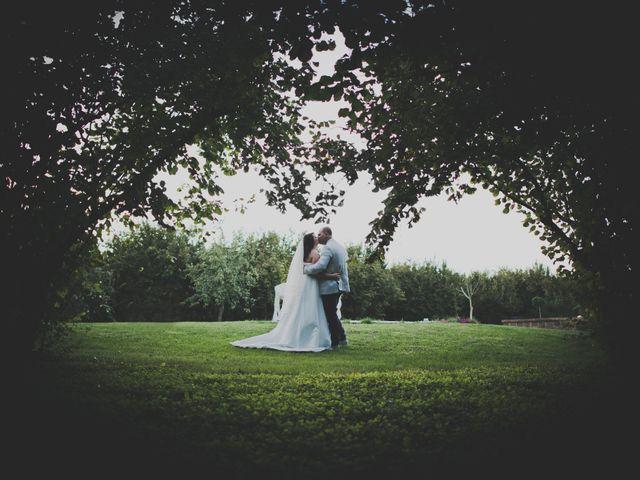 Il matrimonio di Luigi e Sara a Ronciglione, Viterbo 1