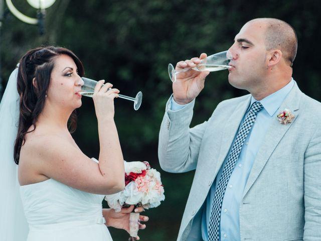 Il matrimonio di Luigi e Sara a Ronciglione, Viterbo 54