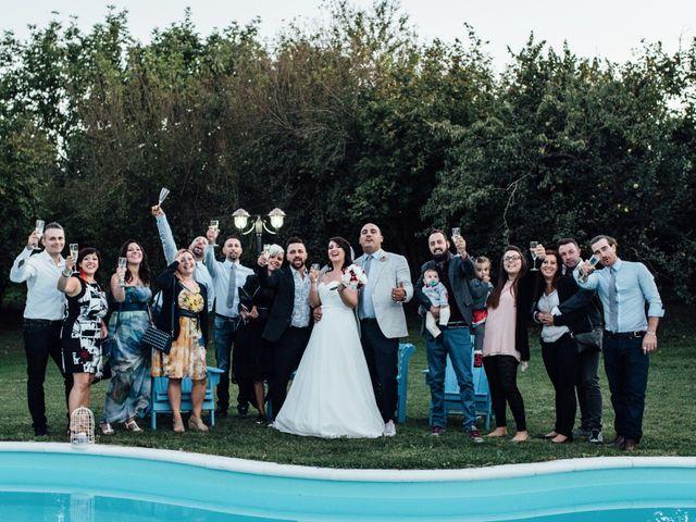 Il matrimonio di Luigi e Sara a Ronciglione, Viterbo 56