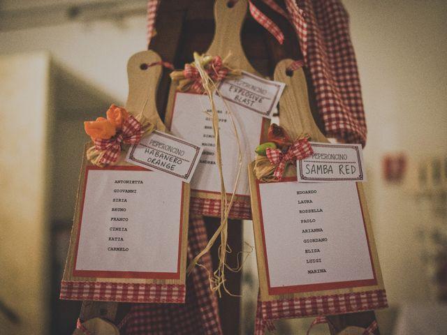 Il matrimonio di Luigi e Sara a Ronciglione, Viterbo 57