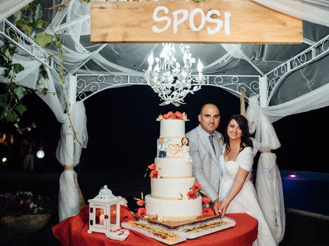 Il matrimonio di Luigi e Sara a Ronciglione, Viterbo 67