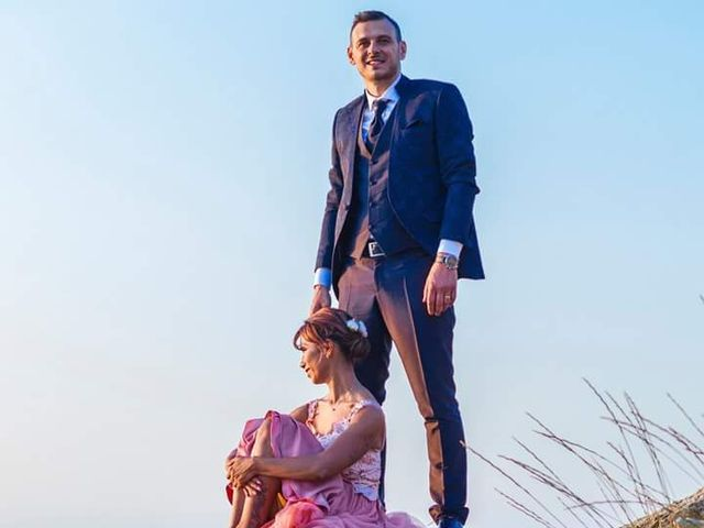 Il matrimonio di Simone e Rossella  a Sassari, Sassari 11